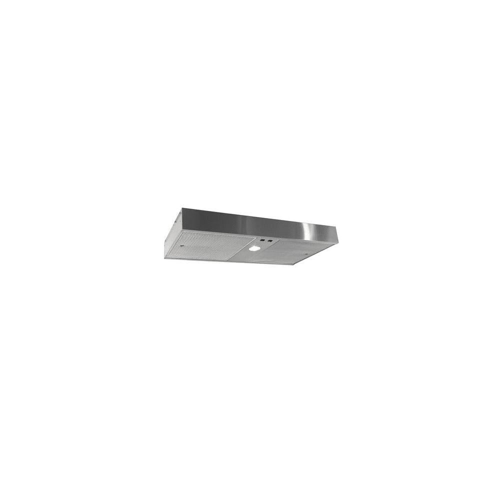 """Overstock Imperial C2036SD2-NV  430 CFM 36"""" Wide Recirculating Range Hood Insert with Air-Ring Fan from the C2000 Collection (Stainless Steel)"""