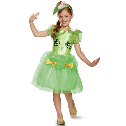 Disguise Apple Blossom Classic Child Costume - Green