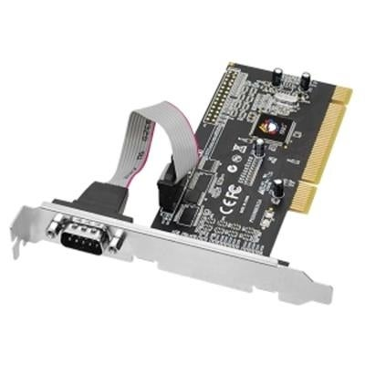 Siig Jj-P01311-S1 / Dp Pci 1 Port Rs232 Adapter