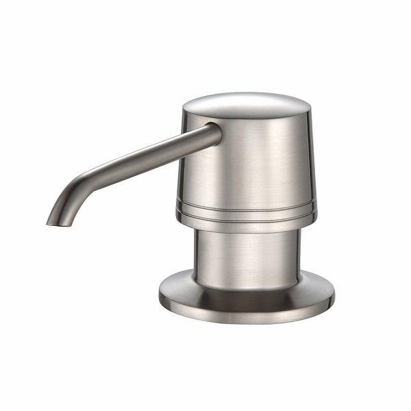 KRAUS KSD-30 Kitchen Soap Dispenser. Opens flyout.