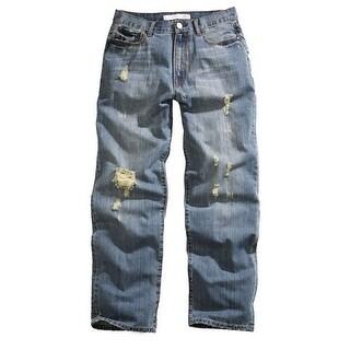 Tin Haul Western Denim Jeans Mens Hoss Light