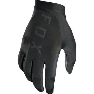 Fox Racing 2017/18 Ascent Full Finger Cycling Glove - 18474-021 - Black/Black