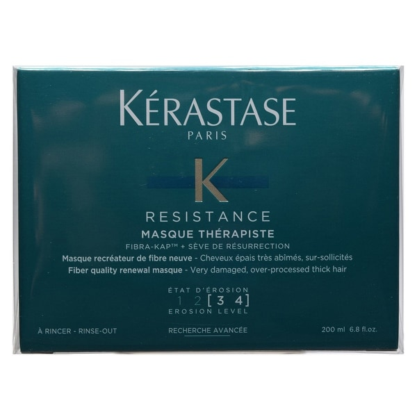 Kerastase Resistance Masque Therapiste Fiber Quality Renewal Masque 6.8 fl Oz