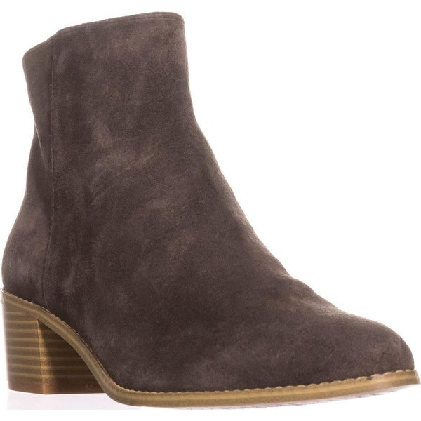 Clarks Breccan Myth Ankle Boots, Khaki Suede