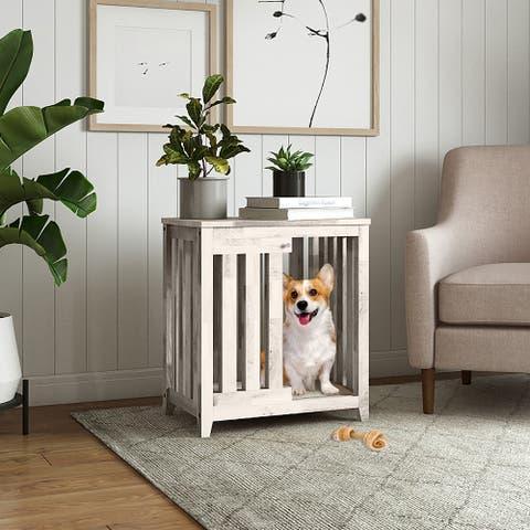Carson Carrington Shorewood Dog Hut Side Table