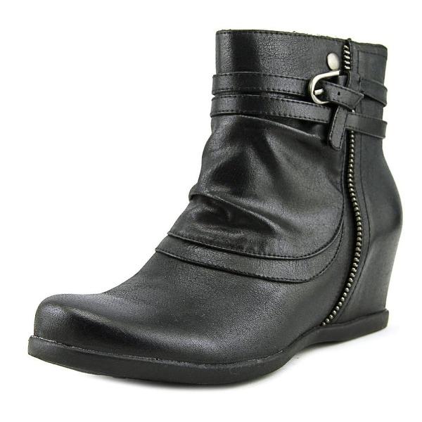 Baretraps Quaint Women Black Boots