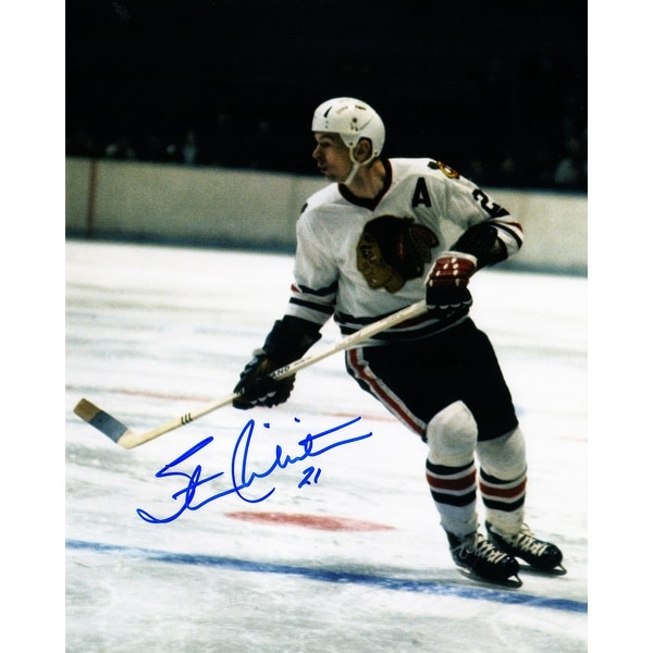 65ded0f4849 Shop Stan Mikita Chicago Blackhawks Skating Action 8x10 Photo - Free  Shipping Today - Overstock - 20256132