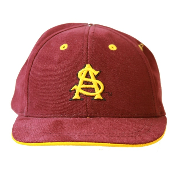 fb75cdafce0 Shop NCAA Youth Arizona State Sundevils Strap Adjust Hat Cap - Maroon -  Burgundy - One size - Free Shipping On Orders Over  45 - Overstock.com -  22809417