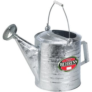 Behrens 210 Galvanized Watering Sprinkling Can, 10 Quart