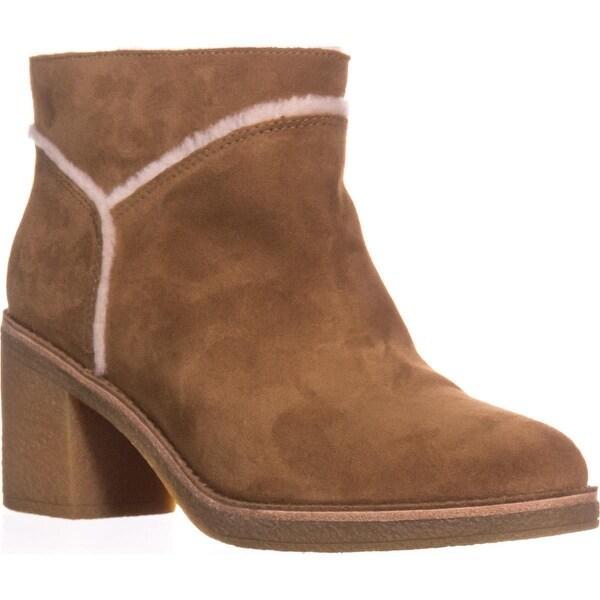UGG Kasen Pull On Winter Boots, Chestnut - 9 us / 40 eu