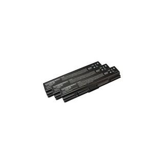 Replacement Battery For Toshiba Satellite L550 Laptops - PA3534U (4400mAh, 10.8v, Li-Ion) - 3 Pack