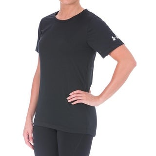 Under Armour Womens Finisher T-Shirt Athleisure Yoga