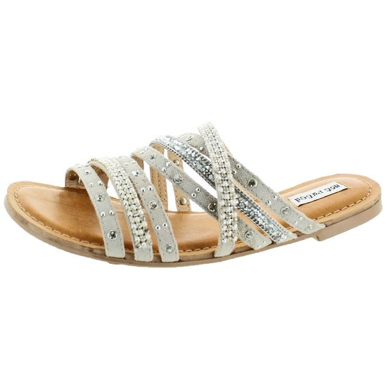 Not Rated Cassie Woman's Embellished Sandal Shoes