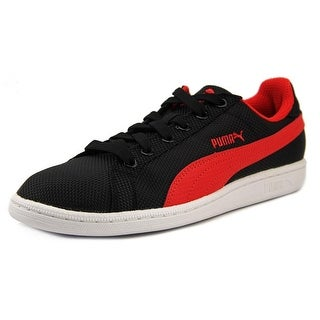 Puma Smash Ripstop Round Toe Synthetic Sneakers