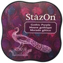 Gothic Purple - Stazon Midi Ink Pad