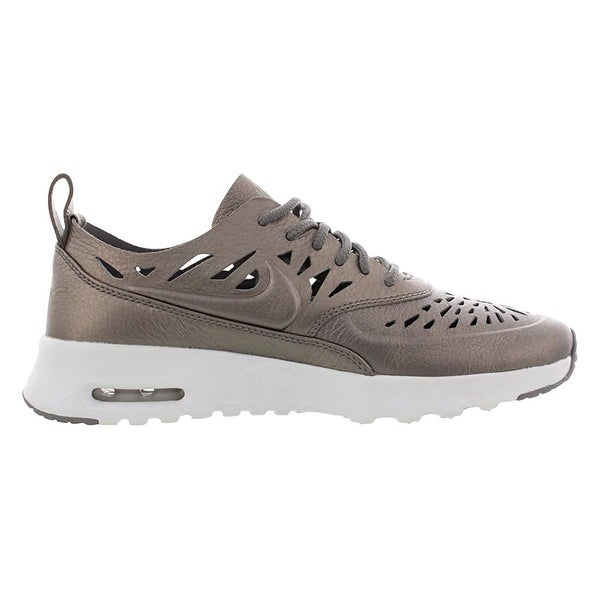 Nike Air Max Thea Joli Lace Up Sneakers ($90) ❤ liked on