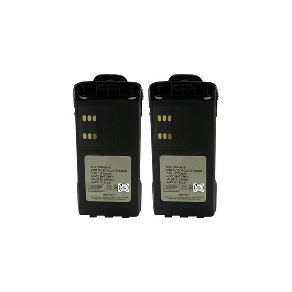 Battery for Motorola NTN9815 (2-Pack) Replacement Battery