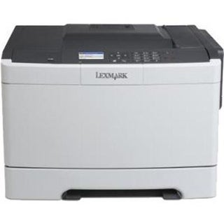 Lexmark Cs417dn Color Laser Printer, Network Ready, Duplex Printing And Professional Features