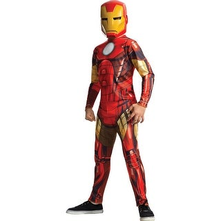 Kids Standard Iron Man Halloween Costume