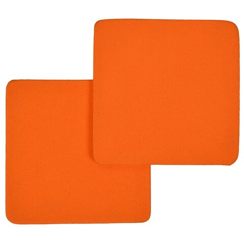 Grip Weight Lifting Pads Fitness Training Neoprene Gym Hand Gloves Workout LG-3 - Orange