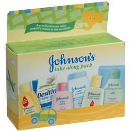 JOHNSON'S Take-Along Pack 1 ea