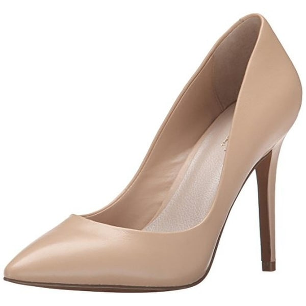 Charles by Charles David Womens Pact Pumps Leather Pointed Toe