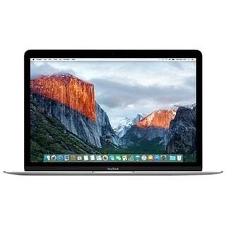 Refurbished Apple MacBook 12.0 Silver 8GB 512GB MacBook