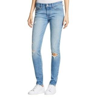 Levi's Womens 711 Skinny Jeans Faded Light Wash