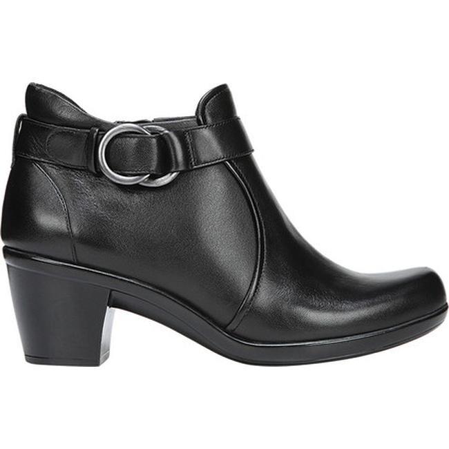 Elisa Ankle Boot Black Leather