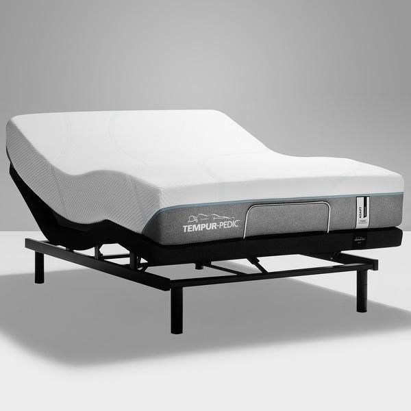 TEMPUR-Adapt 11-inch Medium Hybrid Mattress and Ergo Adjustable Bed. Opens flyout.