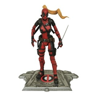 "Lady Deadpool 7"" Marvel Select Action Figure - multi"