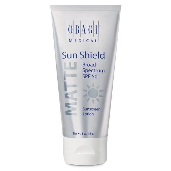 Obagi Sun Shield Broad Spectrum 3-ounce SPF 50 Matte Sunscreen Lotion