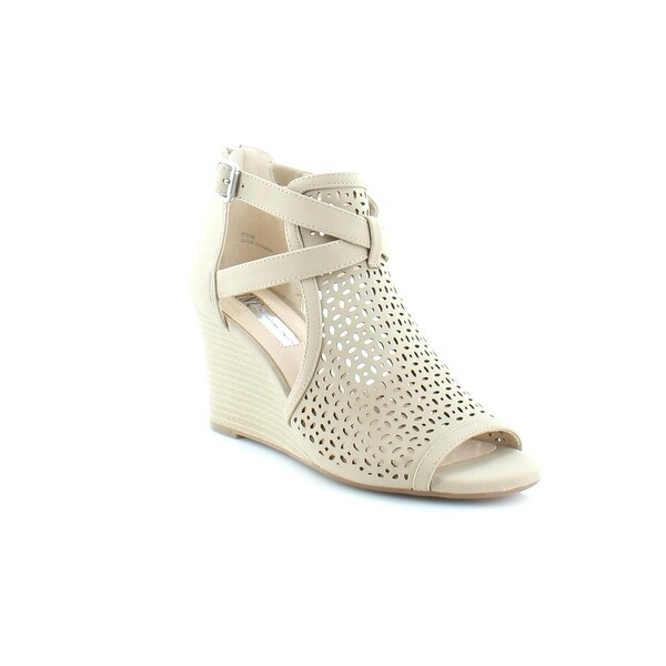 INC Reiaa Women's Heels Latte - 6.5