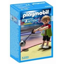 Hammer Thrower by Playmobil
