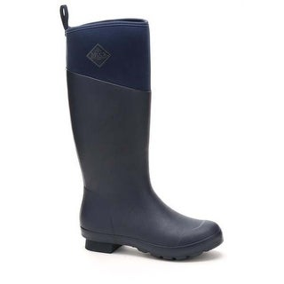 Muck Boot Women's Tremont Wellie Tall Navy Size 5 Performance Boots