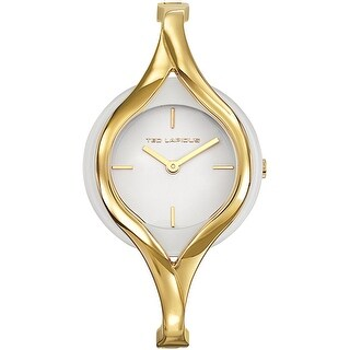 Ted Lapidus Women's Classic A0596RAIX White Dial watch