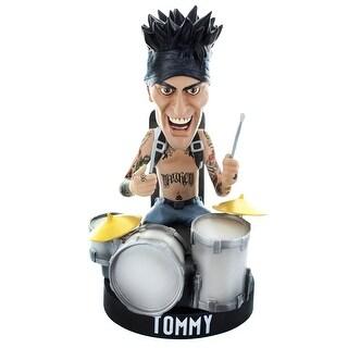 "Motley Crue 8"" Resin Bobblehead Statue: Tommy Lee No Drum Rig - multi"