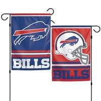 Buffalo Bills Garden Flag 12x18