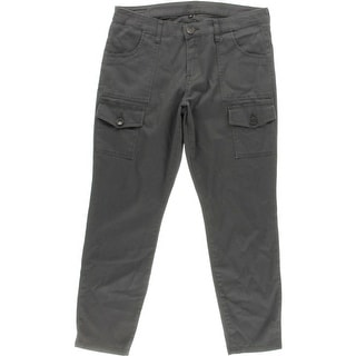 Kut Womens Twill Cargo Skinny Pants - 12