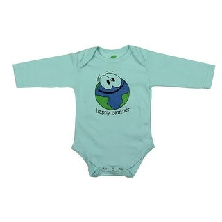 The Green Creation Organic Graphic Bodysuit