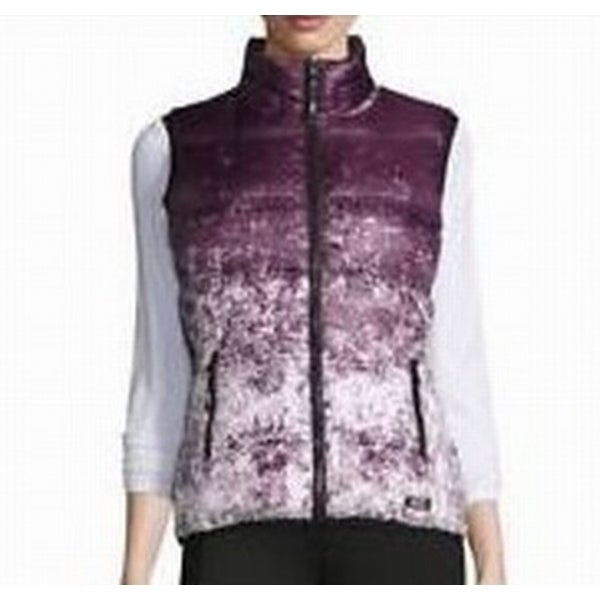 484b30a6a63 Shop Marc New York Performance NEW Purple White Women s Size XL Puffer Vest  - Free Shipping On Orders Over  45 - Overstock - 19795851