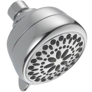Delta 75763 7 Spray Shower Head, Chrome, 2.0 GPM