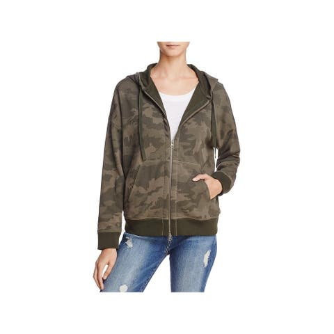 ATM Womens Jacket Lightweight Camouflage