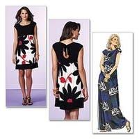 16-18-20-22-24 - Misses'/Misses' Petite Dress