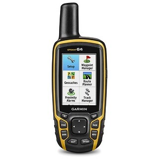 GPSMAP 64 Handheld GPS GPSMAP 64 Handheld GPS