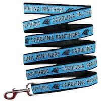 NFL Carolina Panthers Pet Leash