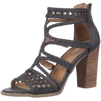 Report Womens Reeve Open Toe Casual Ankle Strap Sandals - 7