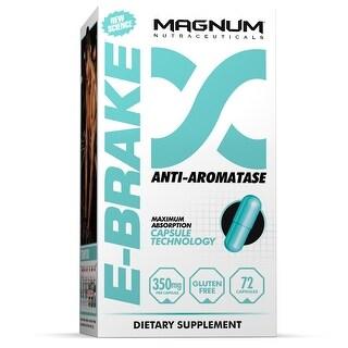 Magnum Nutraceuticals E-Brake 72 Capsules - Anti-Aromatase