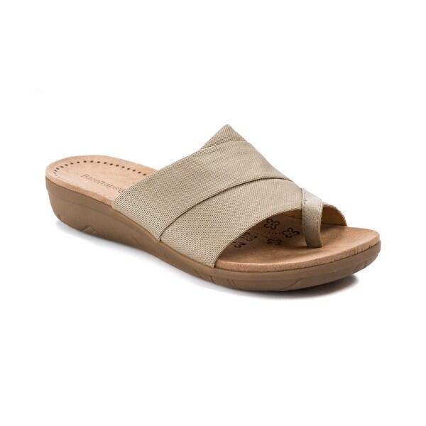 Baretraps Jodey Women's Sandals & Flip Flops Champagne