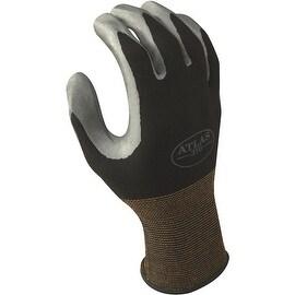Atlas Lrg Blk Nitrile Glove